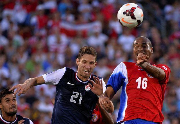 Copa Oro: Estados Unidos 1-0 Costa Rica | Shea le da tres puntos de líder al Tío Sam