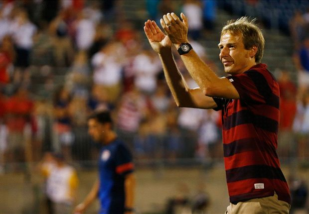 Jurgen Klinsmann only focused on winning Gold Cup, not suspension