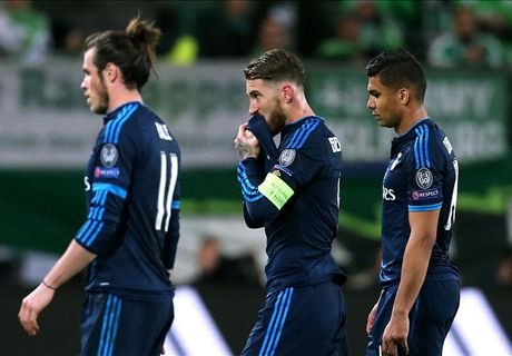 The most exciting UCL shocks