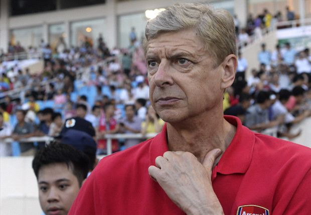 Wenger pleased with Vietnam workout