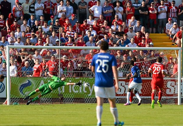 Sligo Rovers 0-1 Molde - Bit o' Red suffer disappointing defeat