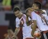 La mala noticia de la goleada: Rodrigo Mora se lesionó