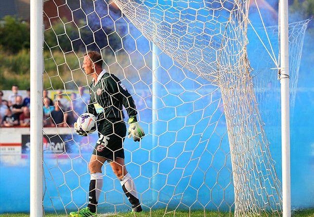 Accrington Stanley 1-4 Everton: Baines and Fellaini feature as Martinez picks up maiden win