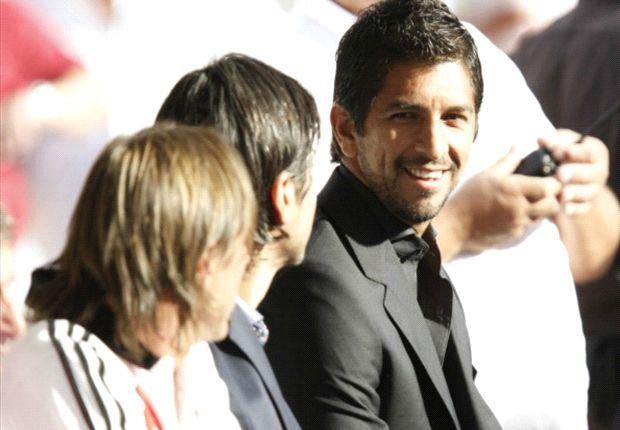 Emiliano Díaz habló de su presente en River y sus ganas de ser entrenador.