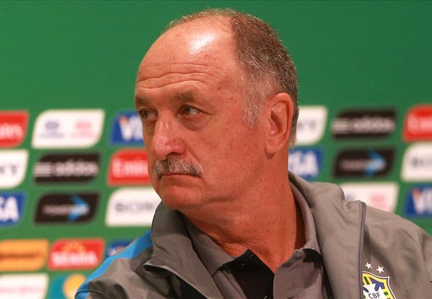 Scolari: Brazil players running out of time to secure World Cup place