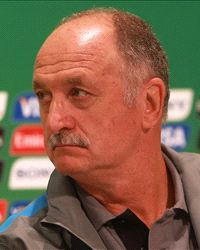 Luiz Felipe Scolari, Brasilien International