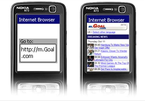 ¡Las noticias de FICHAJES, en tu móvil con Goal.com!