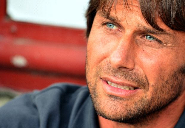 Conte ready to wield Juventus axe