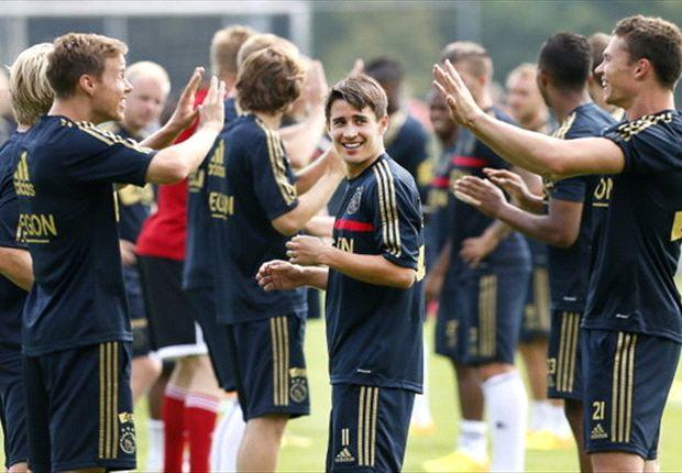 Ajax wint oefenduel met Werder