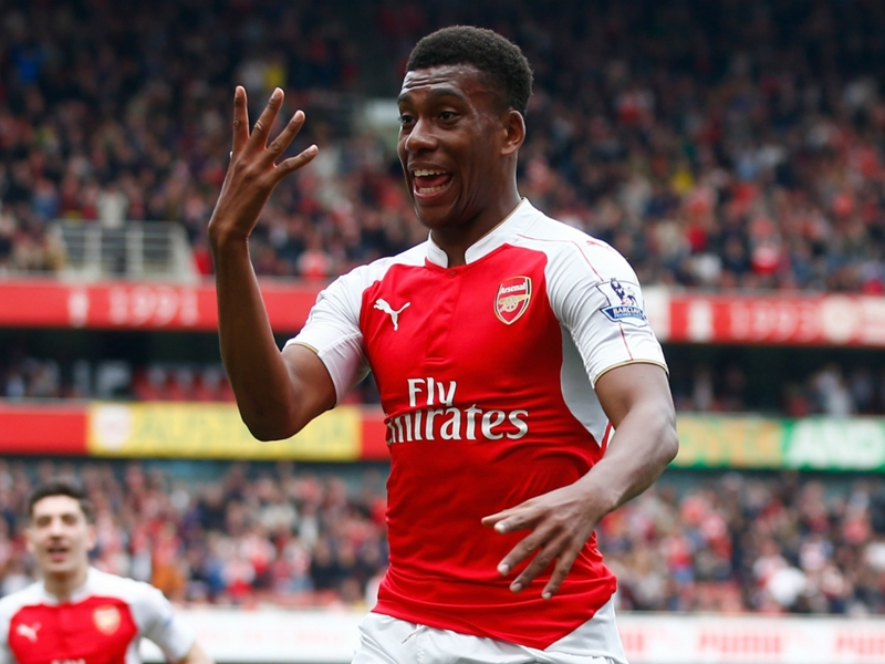 Image result for Iwobi: I turned down West Ham for Arsenal
