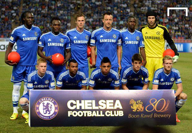 The Blues Chelsea sudah tak sabar dinanti fans Indonesia.