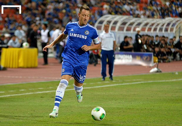 Mourinho issues Terry warning