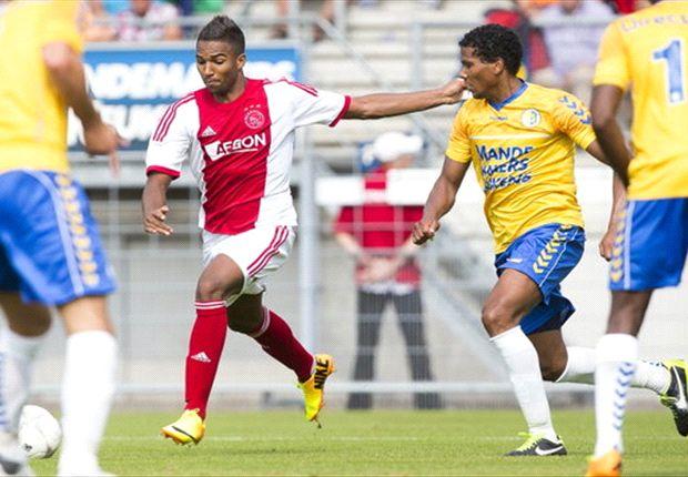 Ajax-Talent Danny Hoesen