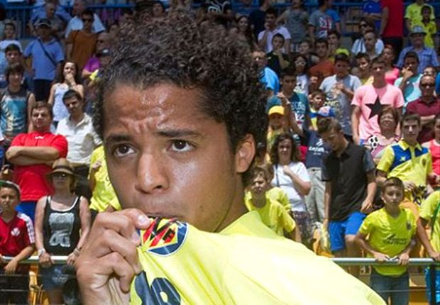 Dos Santos: Villarreal can challenge top sides