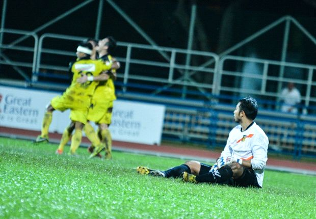 Late Yamashita winner preserves Stags lead