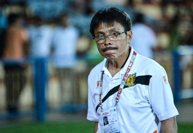 The disappointed Cheetah's coach felt the refereeing cost his team the game