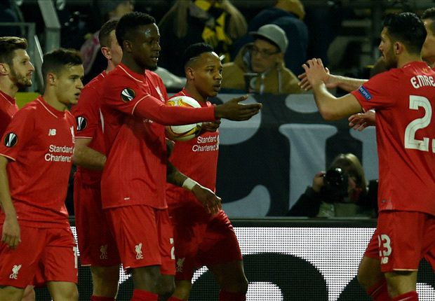 Liverpool in prime position against Dortmund after away draw