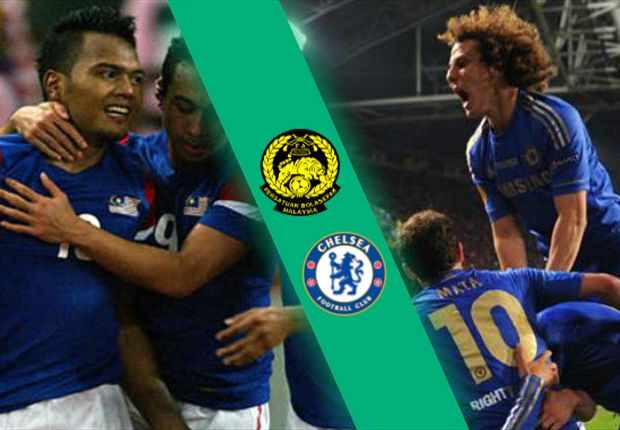 Chelsea will be looking to bag another win on their 2013 Asia Tour.
