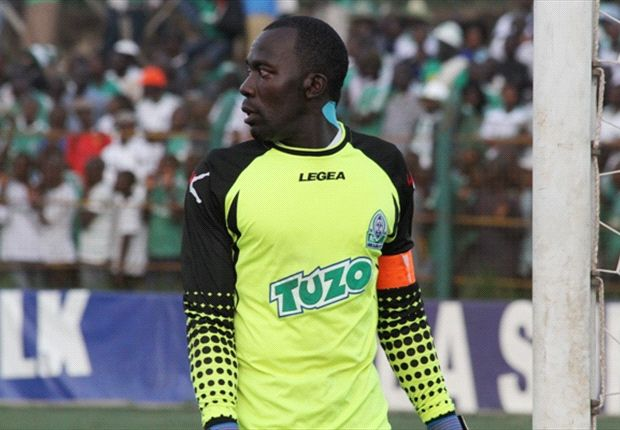 Gor Mahia goalkeeper Jerim Onyango displayed a good game on Wednesday
