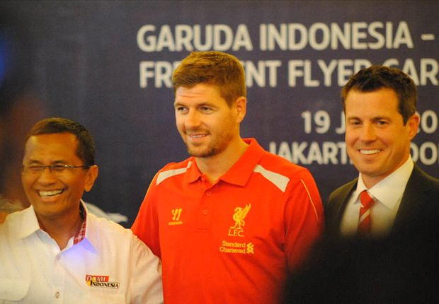 Gerrard set for Liverpool first-team return against Indonesian XI
