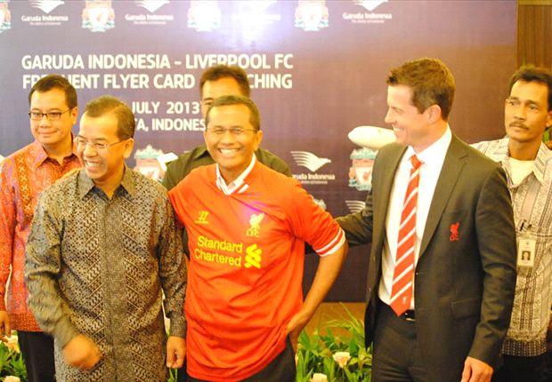 Peluncuran GFF-LFC turut dihadiri menteri BUMN Dahlan Iskan