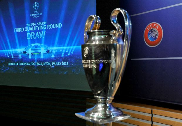 Champions League draw: Lyon, Zenit & PSV among third-round entrants