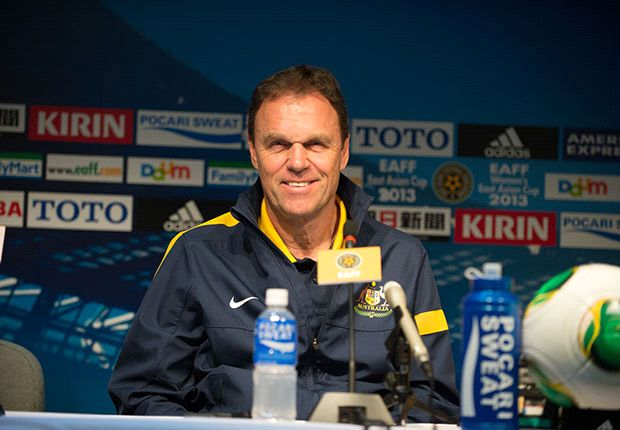 The Socceroos coach reveals his absent captain's movements