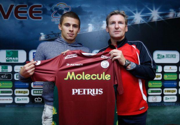 Thordan Hazard dan Francky Dury, SV Zulte Waregem