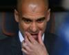 """Guardiola: """"Dat moet ik accepteren"""""""