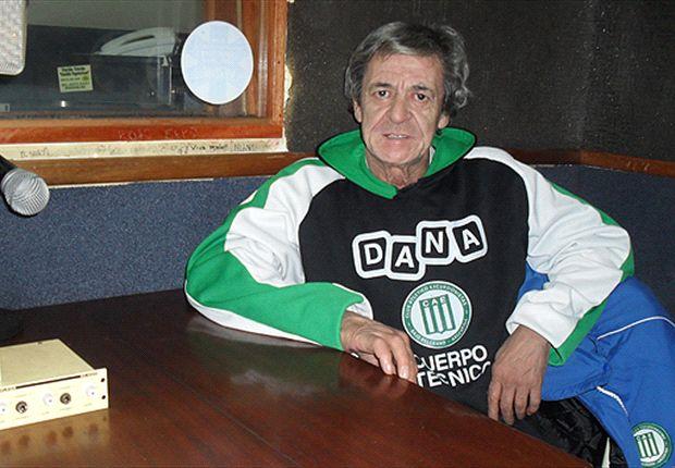 René Houseman, un símbolo de los jugadores que lamentablemente están en vías de extinción.