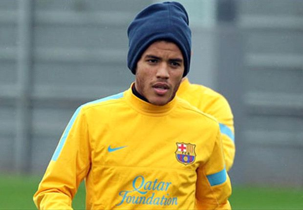 Jonathan Dos Santos signals intention to leave Barcelona