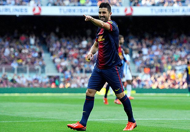 Barcelona to reinvest Villa wages in youth players