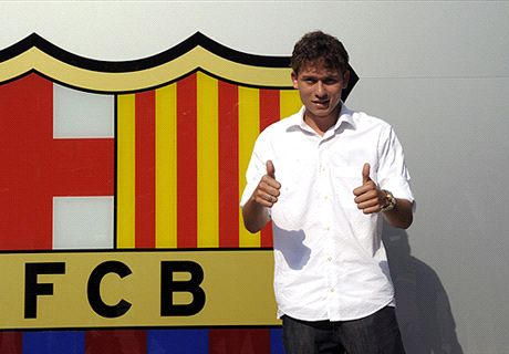 Ex-Barca starlet moves to Thailand