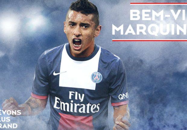 El Paris Saint-Germain confirmó el fichaje de Marquinhos