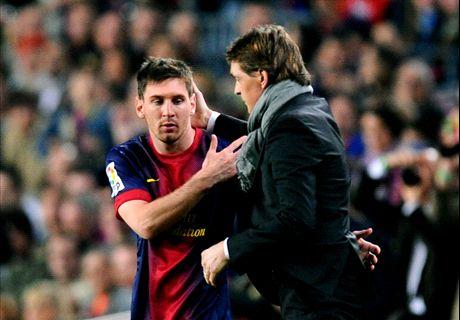 La promesa de Messi a Tito