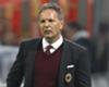 Mihajlovic resigned to Milan fate