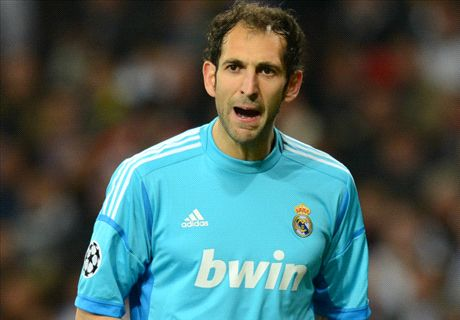 Diego Lopez ready to leave Madrid