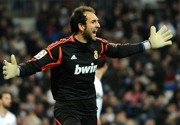 Diego Lopez: We must support Casillas