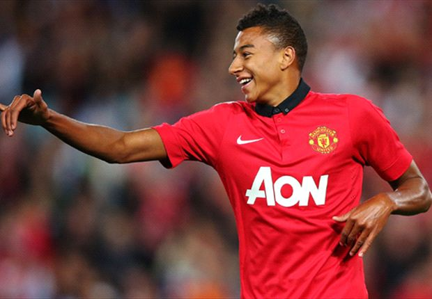 Lingard eyes first-team breakthrough at Manchester United