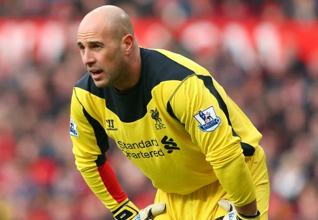 Rodgers confirms Reina set for Liverpool exit for 'financial' reasons