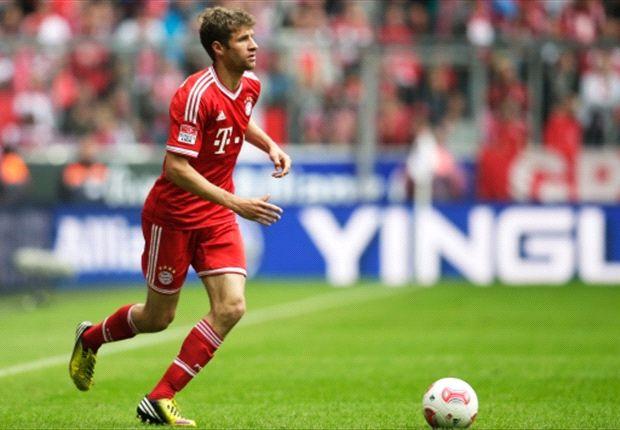 Thomas Müller will sich mit Bayern München beim FC Chelsea revanchieren