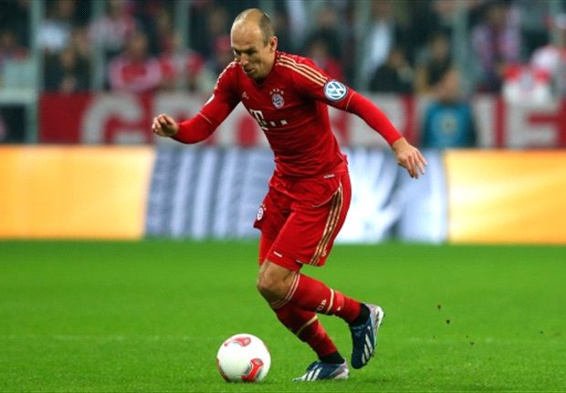 Robben: Guardiola keeps Bayern fresh