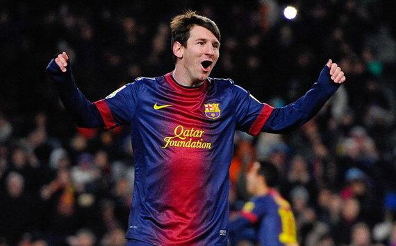 Goal 50: 2013 - 1. Lionel Messi - Goal.com Football Player Messi 2013