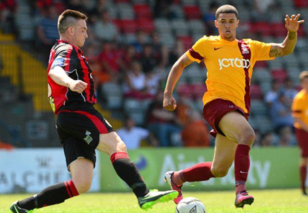 Bohemians 1-4 Bradford City - Bantams record comfortable friendly victory