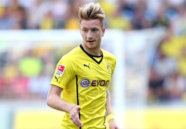 Reus dismisses Dortmund exit talk