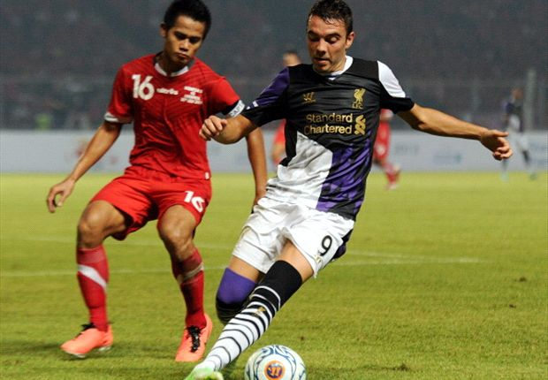 Liverpool new-boy Aspas hopeful hard work will pay off