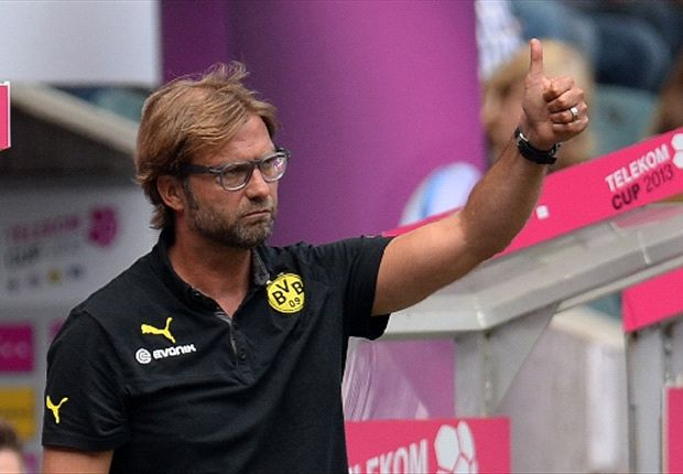 Klopp: DFL-Supercup final was a hell of a match