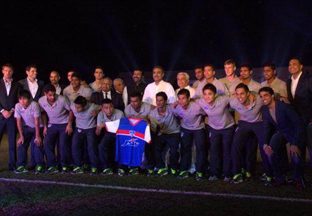 JSW unveil Bengaluru FC