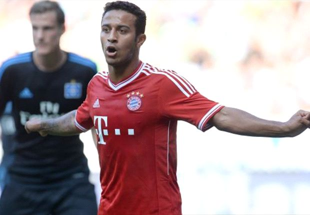 World Player of the Week: Thiago Alcantara