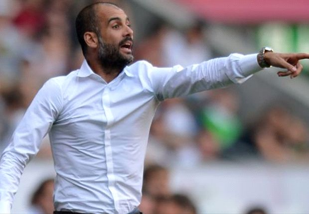 Guardiola plays down storming Bayern pre-season